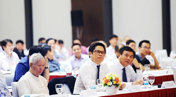 越共十二大文件:民营经济是国家发展的动力 hinh anh 1