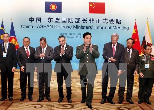 新加坡与马来西亚呼吁中国密切配合维护地区和平稳定 hinh anh 1