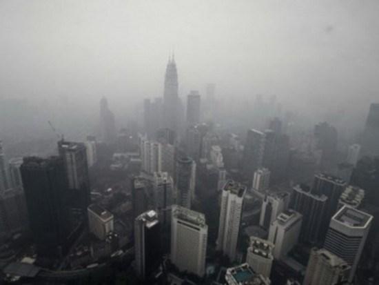 马来西亚空气污染严重多所学校被迫停课 hinh anh 1