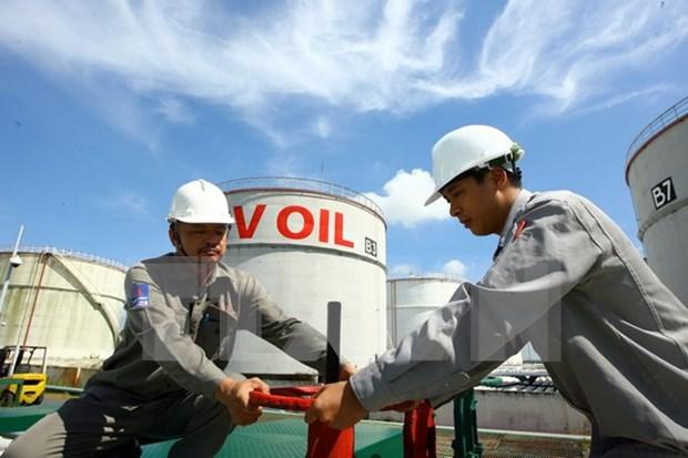 越南石油开采量超出既定目标 hinh anh 1