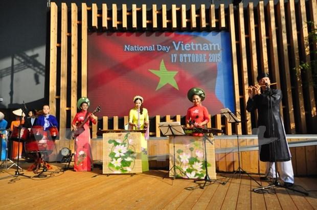 越南国家之屋在2015年米兰世博会颇受参观者好评 hinh anh 1