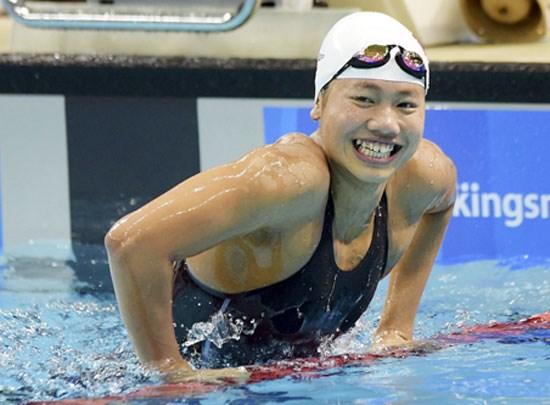 2015年越南国家游泳锦标赛:阮氏映圆共摘下16枚金牌 hinh anh 1