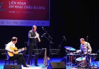 2015年欧洲音乐会即将亮相河内 hinh anh 1