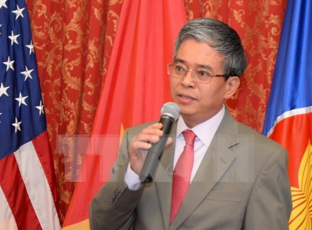 美国加州希望与越南各地方加强的合作 hinh anh 1