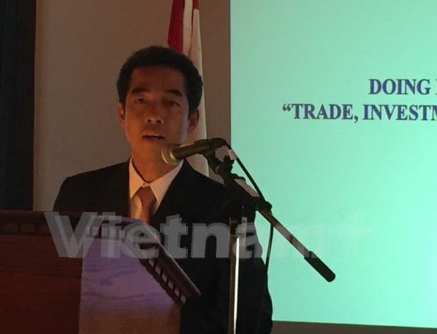 """""""越南经营投资环境及加拿大企业的机遇""""论坛在加拿大举行 hinh anh 1"""