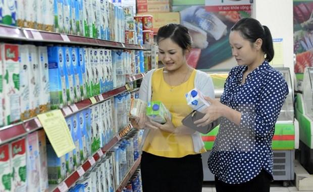 河内市10月份消费价格指数有所略增 hinh anh 1