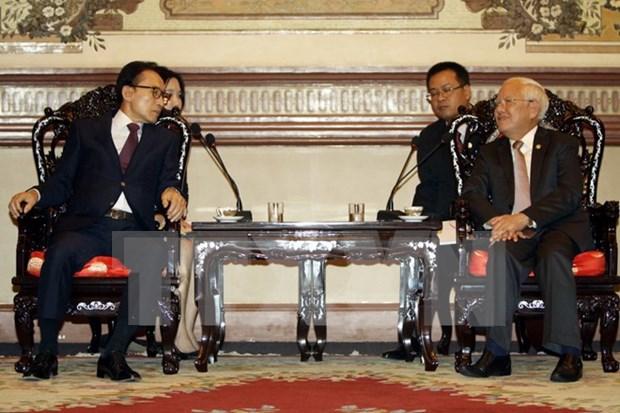 进一步加强越南胡志明市与韩国的合作关系 hinh anh 1