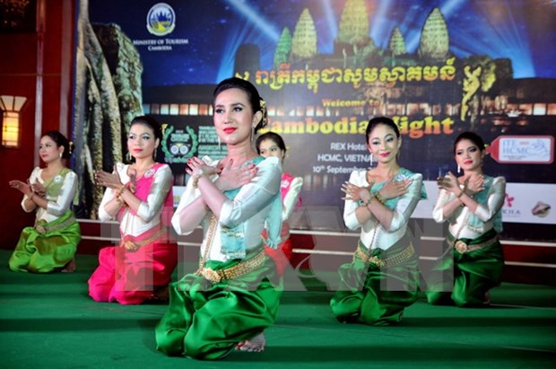 越南柬埔寨文化周下月在越南胡志明市和朔庄省举行 hinh anh 1