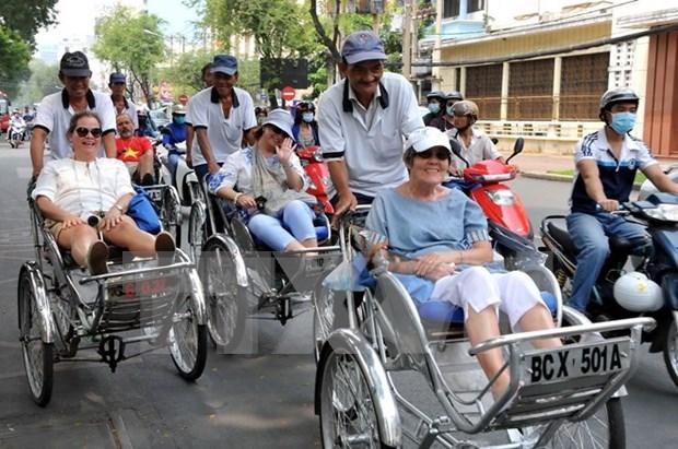 越南旅游业为加入东盟共同体做好筹备工作 hinh anh 1