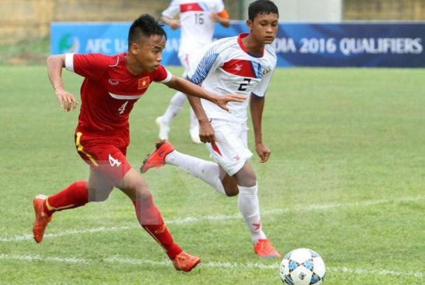 越南获得2016年东南亚U16足球锦标赛举办权 hinh anh 1