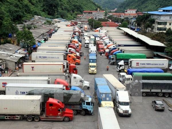 越南政府颁布有关边民享受免征进口关税待遇的规定 hinh anh 1