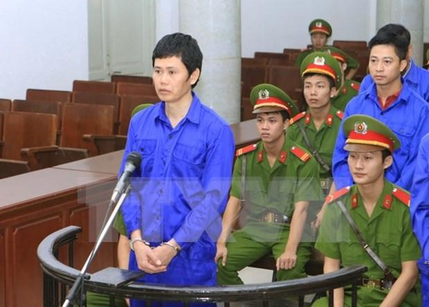 越南河内市人民法院开庭审理铁路公司人员滥用职权一案 hinh anh 1