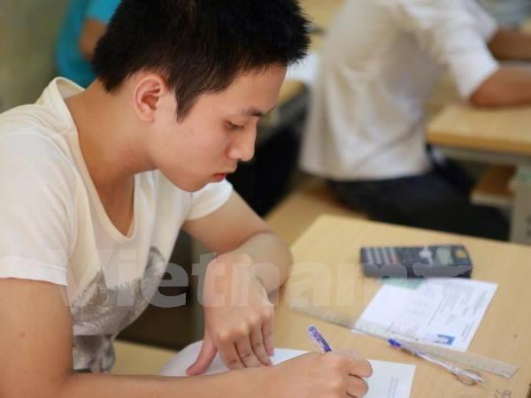 河内市教育培训质量在全国位居第一 hinh anh 1