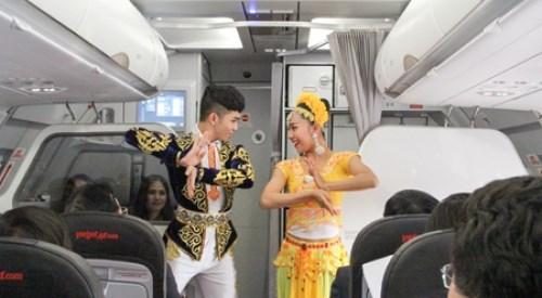 泰越捷航空公司开通泰国曼谷至印度菩提伽耶的直达航线 hinh anh 1