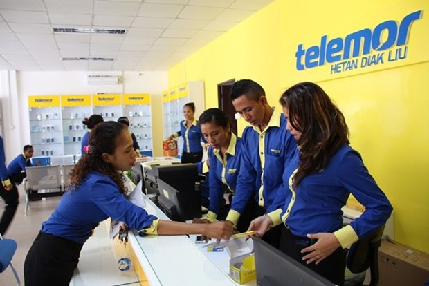越南军队电信集团在东帝汶取得引人瞩目的增长业绩 hinh anh 1