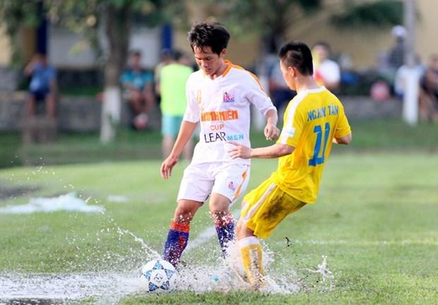 河内T&T足球俱乐部将参加在中国举行的国际足球友谊赛 hinh anh 1