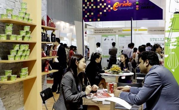 韩国优质商品将亮相2015年越南国际零售业及特许经营权转让展 hinh anh 1