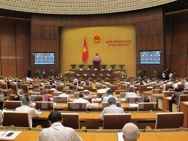 越南第十三届国会第十次会议发表第六号公报 hinh anh 1