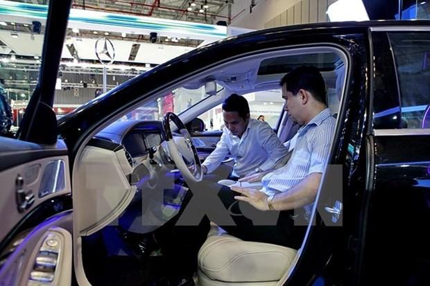 今年前10月越南汽车进口总量超过2014年全年 hinh anh 1
