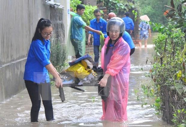 韩国帮助越南升级东北地区自然灾害预报与预警系统 hinh anh 1