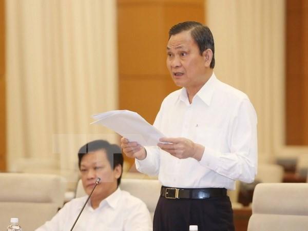 越南第十三届国会第十次会议发表第七号公报 hinh anh 1