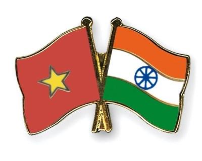 越南与印度加强致力于和平与繁荣的合作关系 hinh anh 1