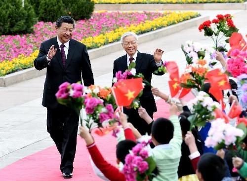 越共中央对外部召开2015年对外活动总结会议 hinh anh 1