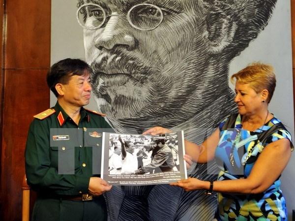 越南和古巴就新闻媒体发展交换经验 hinh anh 1