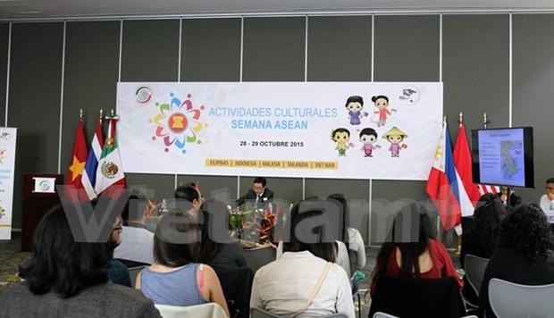 越南文化及旅游潜力在墨西哥获高度评价 hinh anh 1