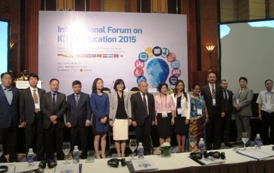 韩国协助越南推进信息技术在教育教学中的深入普遍应用 hinh anh 1
