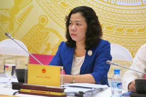 越南财政部副部长:财政收入结构呈积极转变 hinh anh 1