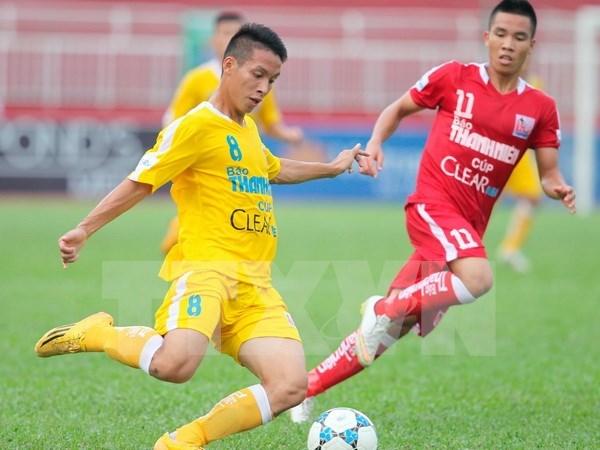 2015年越南国家U21青年足球锦标赛:河内T&T足球队夺得冠军 hinh anh 1