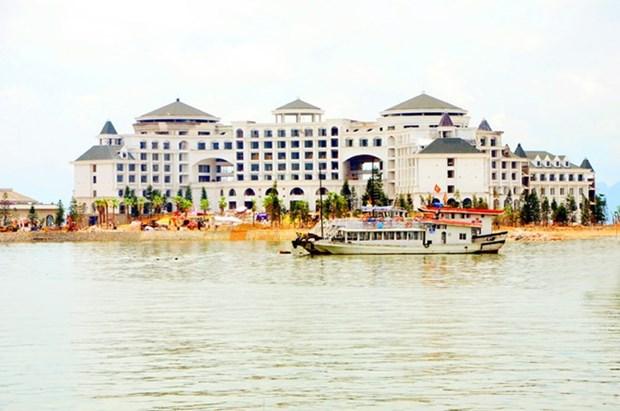 Vinpearl豪华珍珠下龙海滨度假酒店区正式开门迎客 hinh anh 1