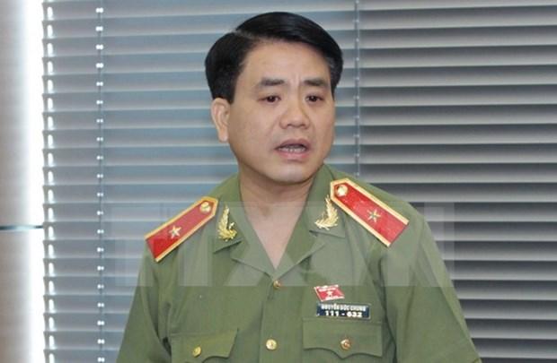 河内市委副书记阮德钟被提名河内市人民委员会主席 hinh anh 1
