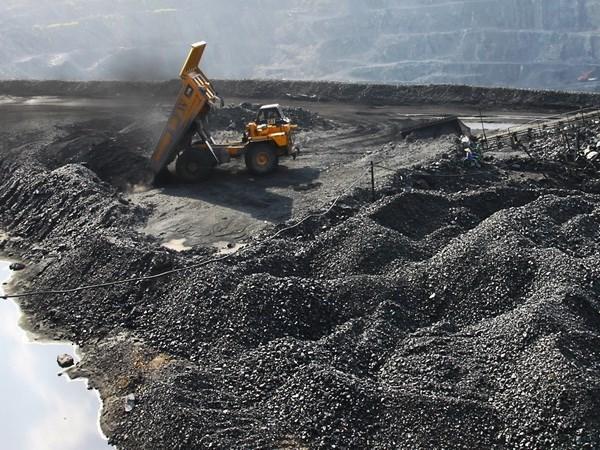 今年越南煤炭矿产工业集团累计收入微降 hinh anh 1