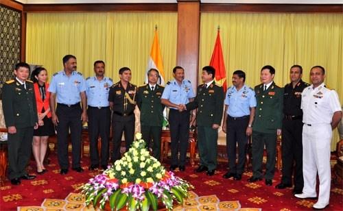 印度空战学院愿意接受越南军官赴印读研 hinh anh 1