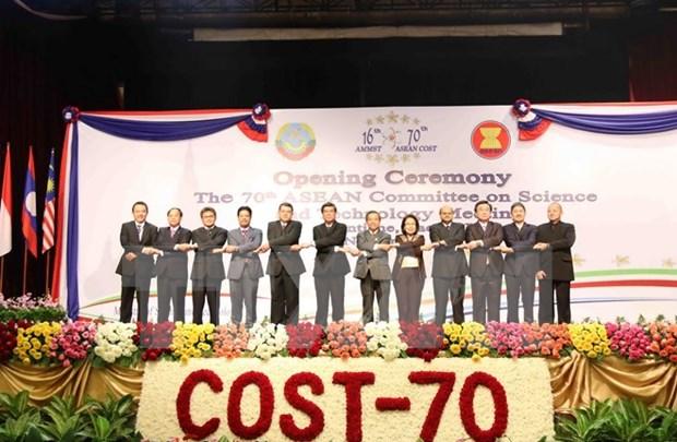 东盟科技委员会第70届会议开幕 hinh anh 1