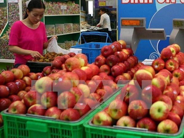 越南将在5年内取消美国农产品90%的进口关税 hinh anh 1