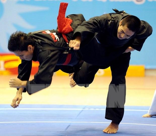 越南与老挝加强体育领域的合作 hinh anh 1