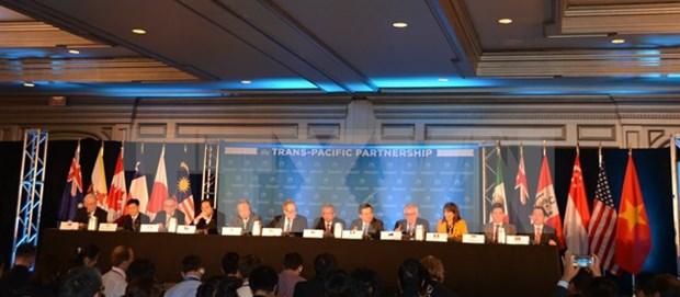 12个成员国一律对外公布TPP全文(英文版) hinh anh 1