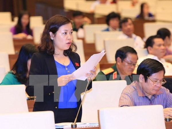越南第十三届国会第十次会议发表第十三号公报 hinh anh 1
