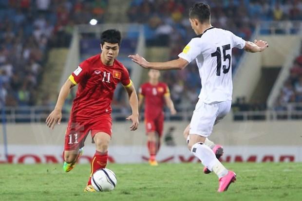 国际足联最新排名:越南队列东南亚地区第三位 hinh anh 1