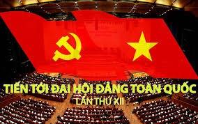 国会代表向越共十二大文件草案提供意见 hinh anh 1