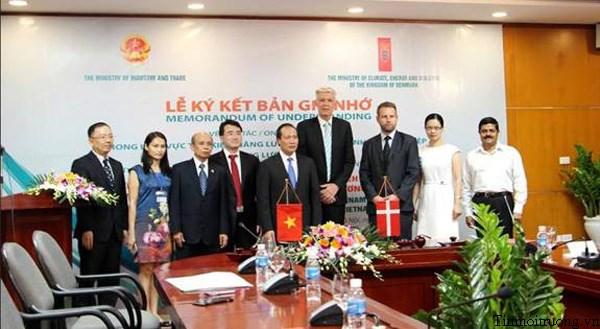 越南与丹麦加强食品和绿色增长合作 hinh anh 2