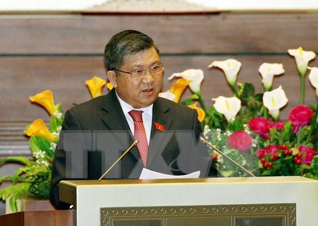 越南第十三届国会第十次会议通过2016年经济社会发展计划的决议 hinh anh 1