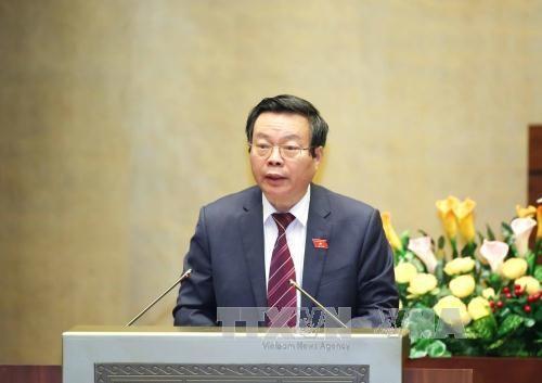 越南国会通过2016-2020年阶段国家目标计划投资主张的决议草案 hinh anh 1