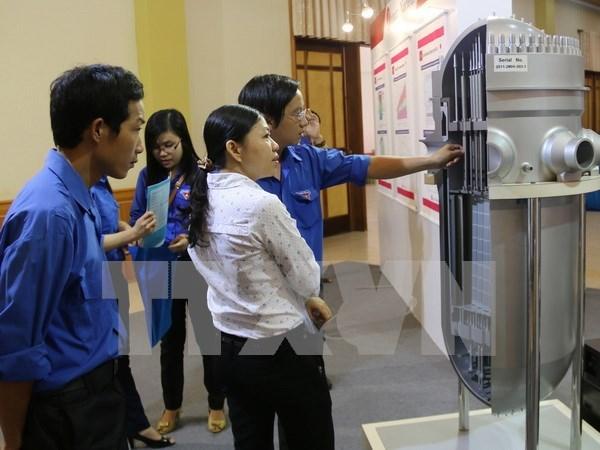 核电发展研讨会和展览会在宁顺省举行 hinh anh 1