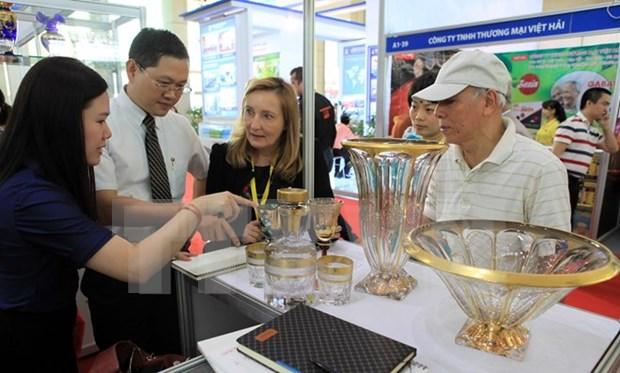 第13届越南(胡志明市)国际贸易博览会下月开展 hinh anh 1