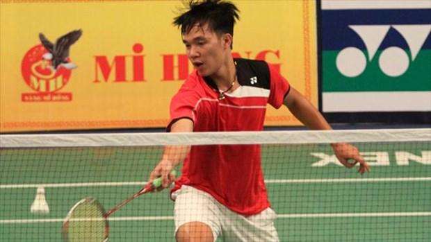 2015年马来西亚国际羽毛球竞赛:阮黄南闯入第三轮 hinh anh 1