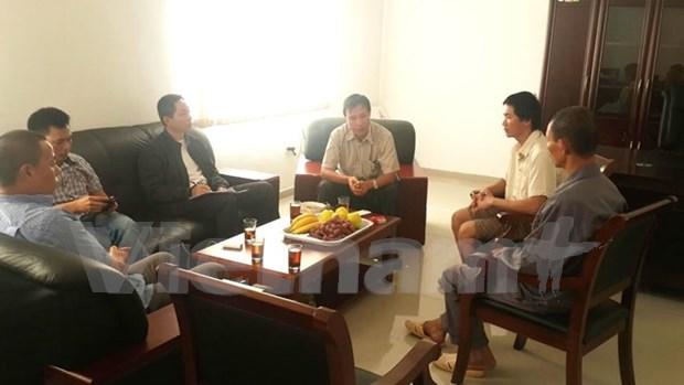 越南外交部发言人就维护海外越南公民权益答问 hinh anh 1